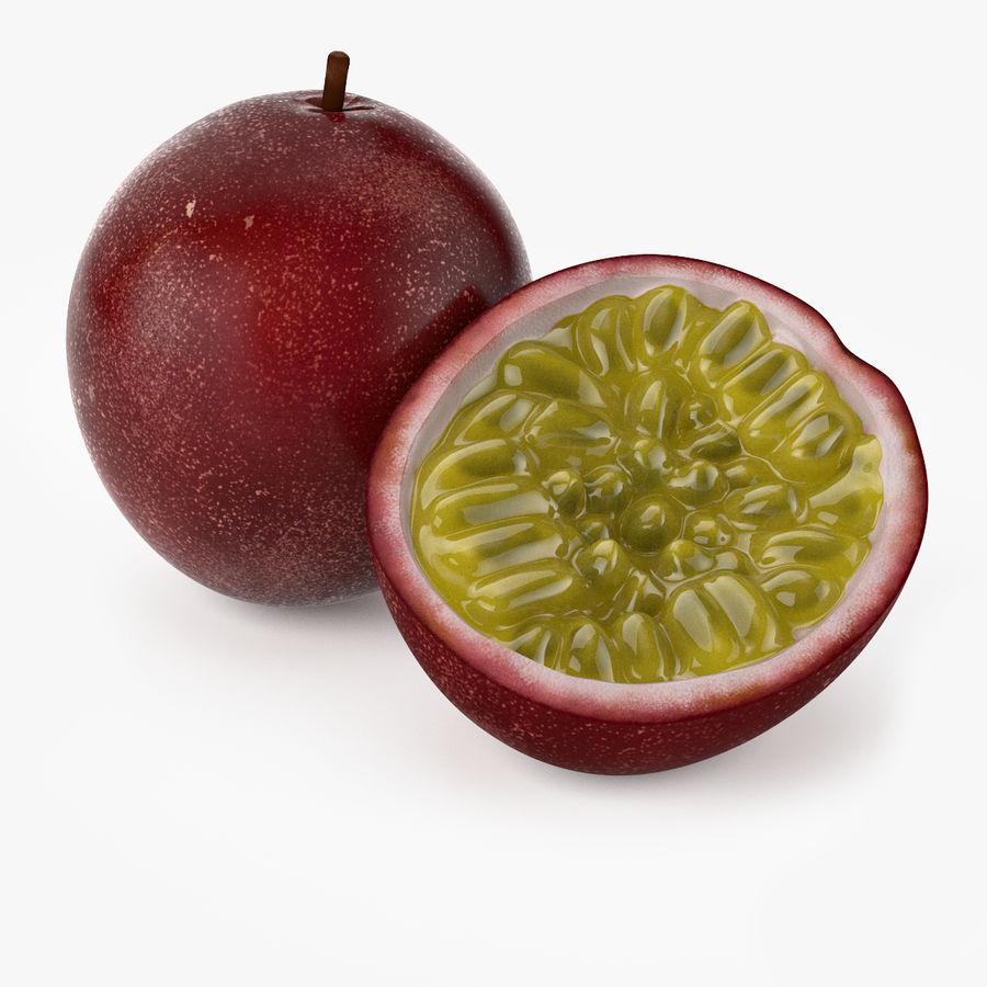 NICEMODELS Том 5 - Экзотические фрукты royalty-free 3d model - Preview no. 16