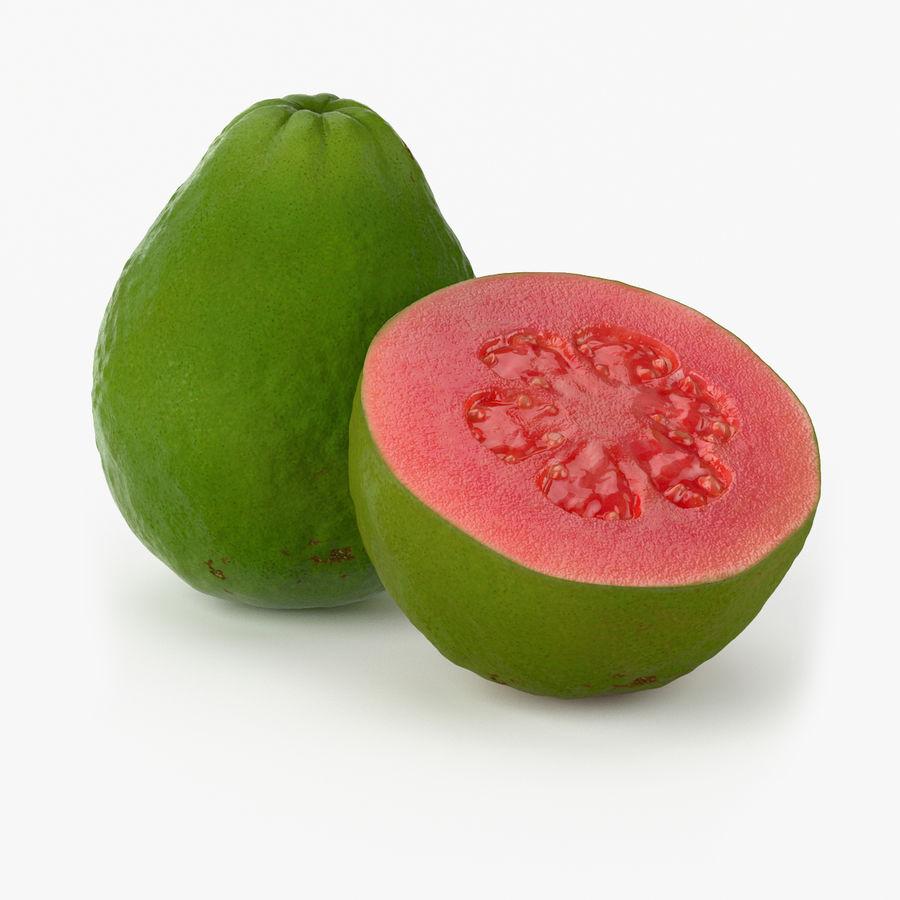 NICEMODELS Том 5 - Экзотические фрукты royalty-free 3d model - Preview no. 17