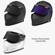 Simpson Diamondback Collection 3d model