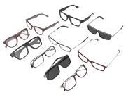 眼鏡コレクション 3d model