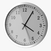 Relógio de parede 1 3d model
