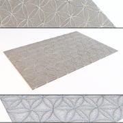 地毯地毯 3d model