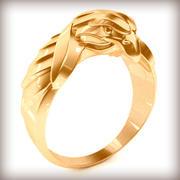 Орлиное кольцо 3d model