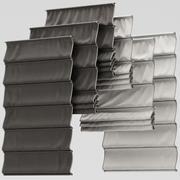 Curtains ROME 3d model
