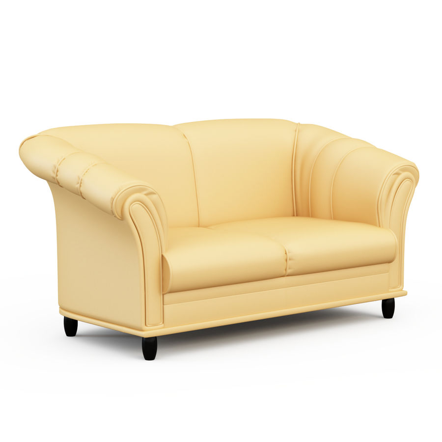 Sofa Neo royalty-free 3d model - Preview no. 1