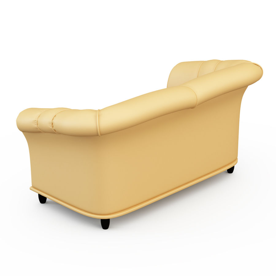 Sofa Neo royalty-free 3d model - Preview no. 3