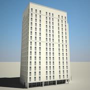Byggnad 03 3d model