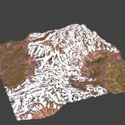 Landskap 29 3d model
