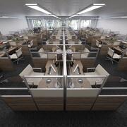 コールセンター 3d model