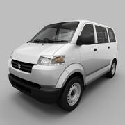 Suzuki APV 2011 3d model