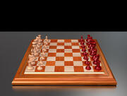Staunton Chess Set 3d model