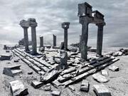 ruines 3d model