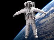 Nasa Astronaut Rigged 3dsmax Mentalray 3d model