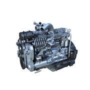 Moteur diesel 6 cylindres 3d model