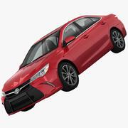 도요타 캠리 XSE 2015 3d model