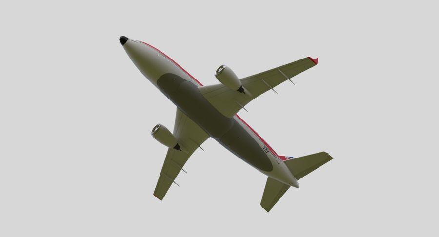 Avião a jato royalty-free 3d model - Preview no. 13