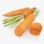 Morot Vegetabiliska 3d model