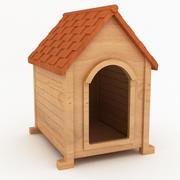 Köpek evi 3d model