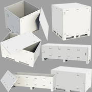 shiping_crate 3d model