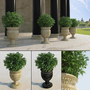 Traditionell Entréplanter 3d model