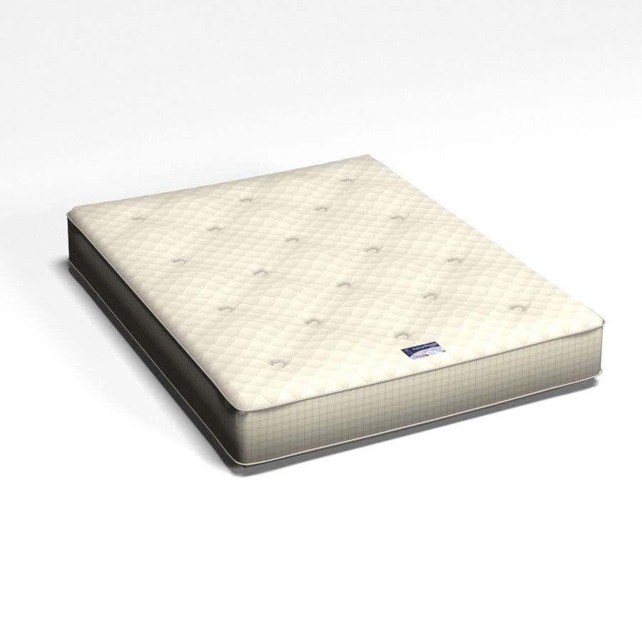 Colección de muebles de dormitorio royalty-free modelo 3d - Preview no. 21