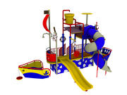 Parque Infantil Aquático 3d model