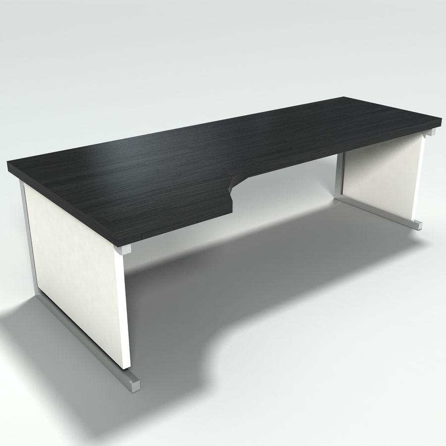Collezione di mobili per ufficio royalty-free 3d model - Preview no. 30