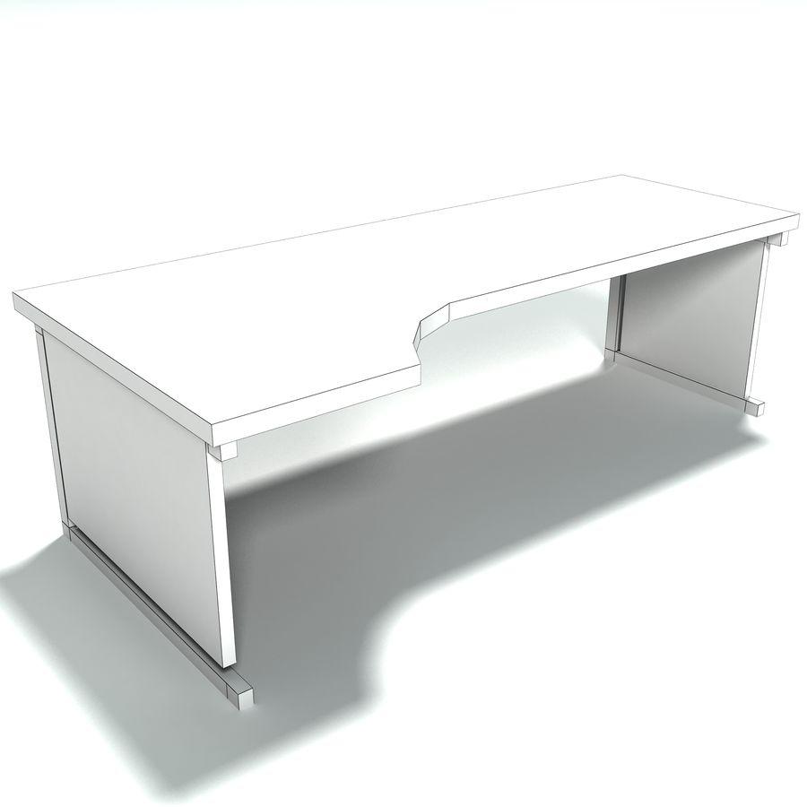 Collezione di mobili per ufficio royalty-free 3d model - Preview no. 31