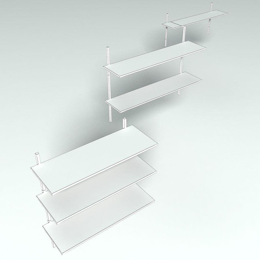 Collezione di mobili per ufficio royalty-free 3d model - Preview no. 29
