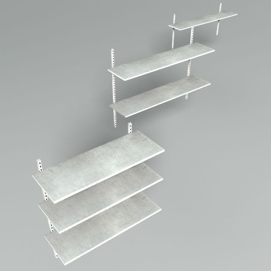 Collezione di mobili per ufficio royalty-free 3d model - Preview no. 28