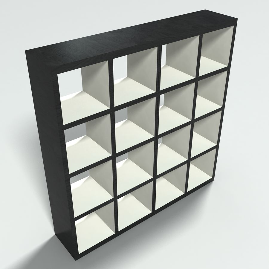 Office Furniture Collection royalty-free 3d model - Preview no. 20
