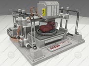 3D Drucker Bioprinter 3d model
