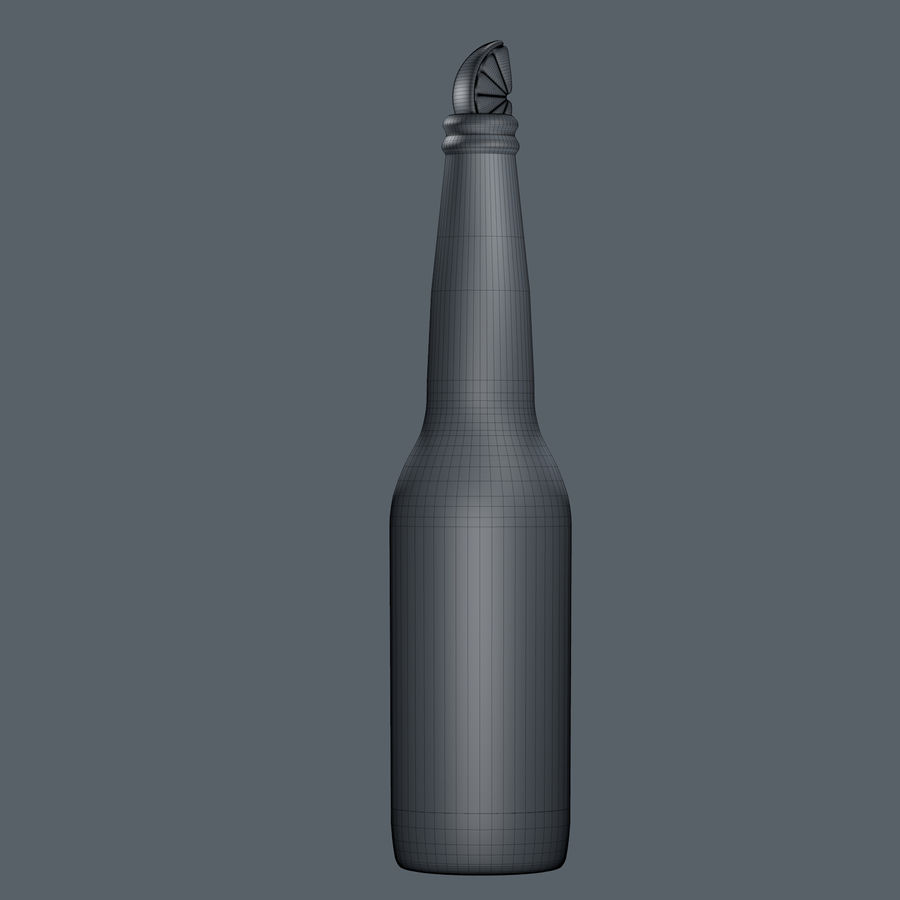 코로나 맥주 royalty-free 3d model - Preview no. 9