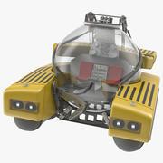 Triton Submarine 3d model