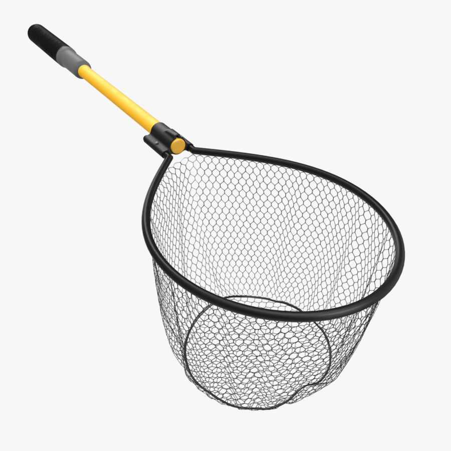 Fishing Net royalty-free 3d model - Preview no. 1