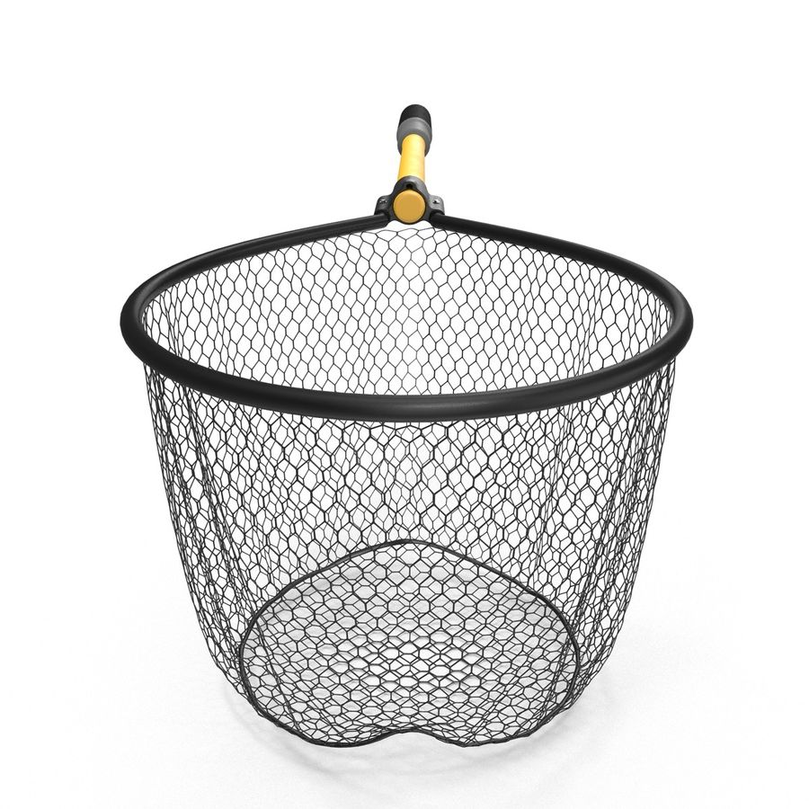 Fishing Net royalty-free 3d model - Preview no. 12