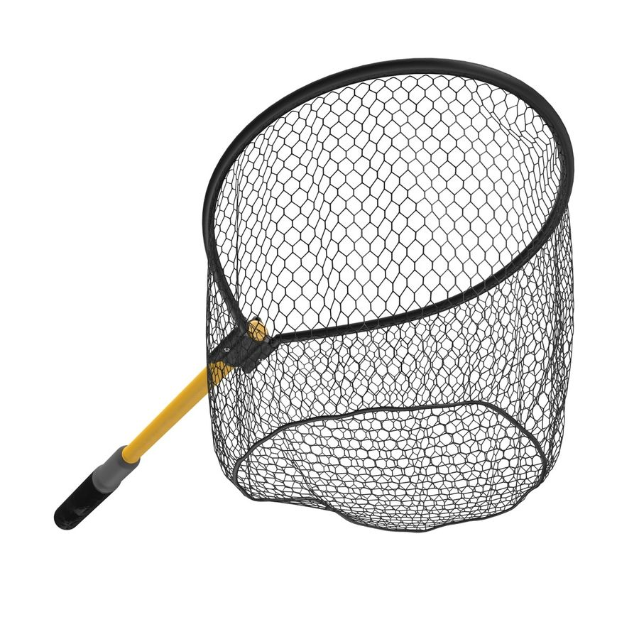 Fishing Net royalty-free 3d model - Preview no. 9