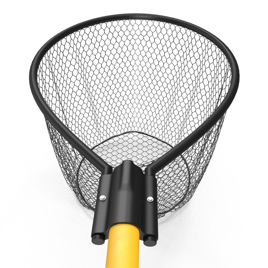Fishing Net royalty-free 3d model - Preview no. 13