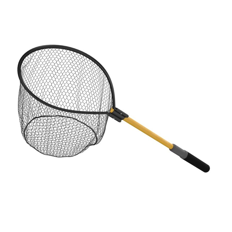 Fishing Net royalty-free 3d model - Preview no. 8