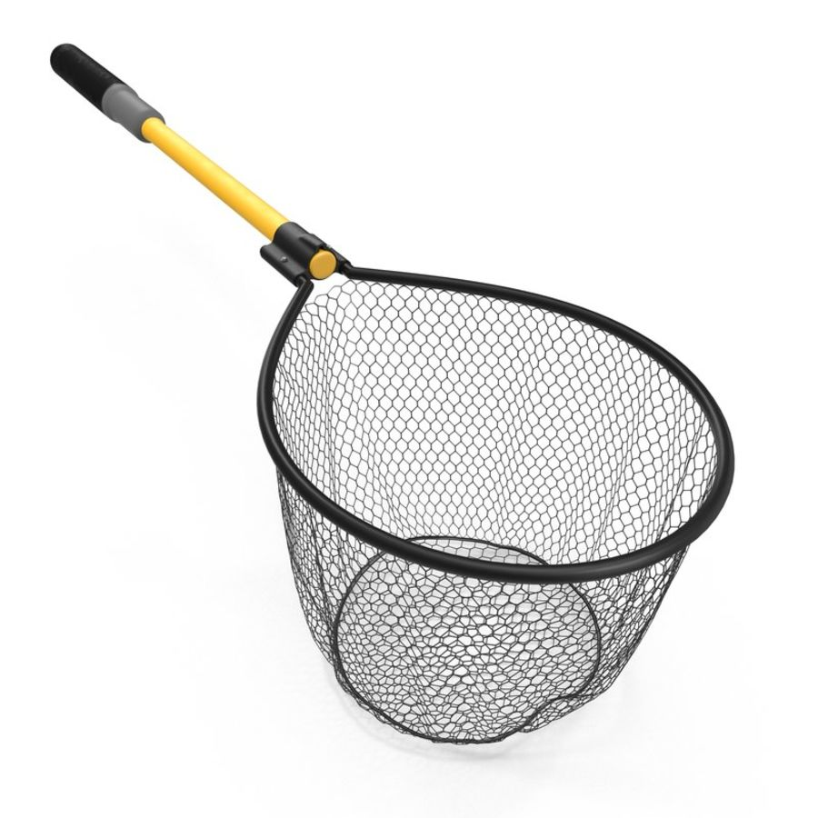 Fishing Net royalty-free 3d model - Preview no. 2