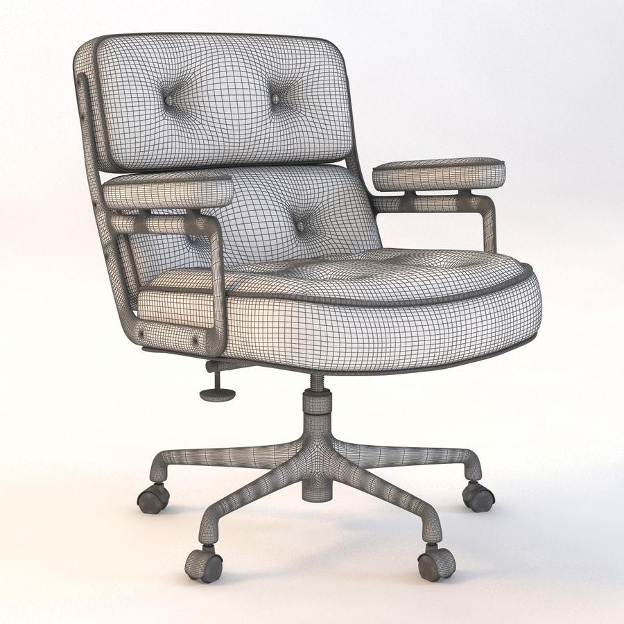 Herman Miller Eames Executive Chair 3D Model $39 - .obj .max ...