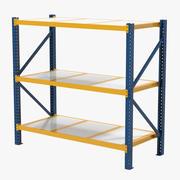 Warehouse Rack 3d model