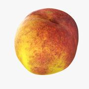 Tropical Realistic Peach 2 3d model