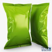 Food packaging v 2 3d model
