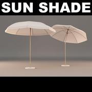 Sun Shade 3d model