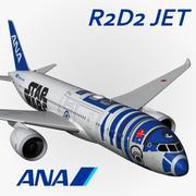Jato R2D2 3d model