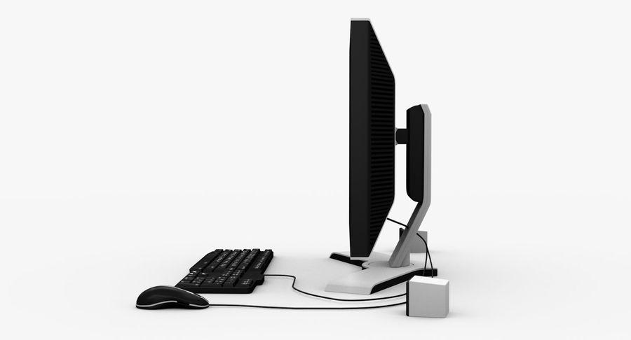Schermo del computer royalty-free 3d model - Preview no. 4