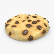 Biscuit (Chocolat) 3d model