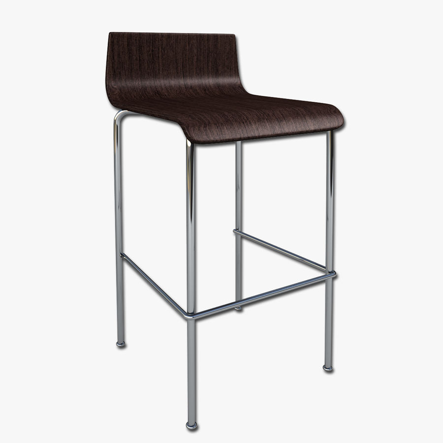 Bar Stool 28 royalty-free 3d model - Preview no. 1