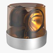 Lumière d'alarme 3d model